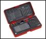 Clarke PRO179 - 45pce Long Reach Screwdriver and Socket Set