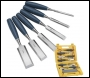 Clarke CHT484 Wood Chisel Set