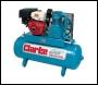 Clarke SP15ND - Petrol Driven Industrial Air Compressor
