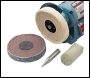 Clarke CBK200C 8 inch  Polishing Kit