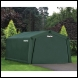 Clarke CIG81015 Heavy Duty Instant Garage - Dark Green (4.5 x 3 x 2.4m) - Code 3503570