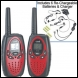 Clarke TR300 Two Way Radio Set