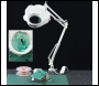 Clarke SAM75 Swing Arm Magnifying Lamp