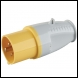 Clarke GP32/2 230v 32Amp Generator Plug