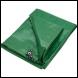 Clarke HDGR8/10 Heavy Duty Polyethylene Tarpaulin 8' x 10' - Code 6470239