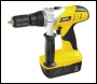 Clarke  CON24 24v Cordless Combi Hammer Drill