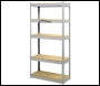 Clarke CSL5400 - 5 Shelf Industrial Shelving Unit