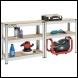 Clarke CSR5350G Boltless Shelving Unit - 350Kg Galvanised