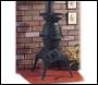 Clarke Potbelly Large - Cast Iron Stove