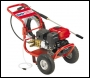 Clarke PLS 190- 186 bar Petrol Driven Power Washer