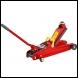 Clarke CTJ2000LPB  2 Tonne Low Profile Trolley Jack - Code 7623067