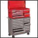 Clarke CBB224B Extra large HD Plus 14 Drawer Tool Chest