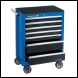 Clarke CBI170B HD Plus 7 Drawer Tool Cabinet (Blue Line)