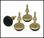 Clarke AVM C160 Anti-Vibration Mountings (Pk 4)