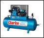 Clarke XET19/200 (O/L) Air Compressor (230V 1ph) - Code 2092310