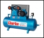 Clarke XEV26/200 (WIS) Industrial Air Compressor (400V 3ph)