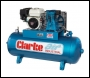 Clarke XP15/150 Petrol Driven Industrial Air Compressor - Code 2092500