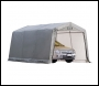 Clarke CIG1015 Heavy Duty Instant Garage - Grey (4.6x3x2.4m)