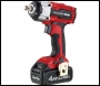 Clarke CIR18LIC (Li-ion) 18V Brushless 2Ah ½ inch  Impact Wrench inc 2 Batteries