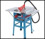 Clarke CTS15 10 inch  Table Saw with Stand - Code 6500747