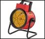Clarke Devil 7005 5kW Industrial Electric Fan Heater