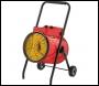 Clarke Devil 7025 22kW Industrial Electric Fan Heater