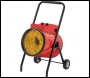 Clarke Devil 7030 30kW Industrial Electric Fan Heater