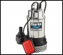 """Clarke DWP100A 1"""" Submersible Dirty Water Pump With Float Switch"""