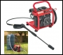 Clarke Tiger 1800 - 110 bar Petrol Power Washer with Barrel Feed