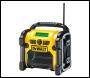Dewalt DCR019 XR Compact Jobsite Radio (10.8V, 14.4V, 18V Compatible)