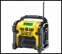 Dewalt DCR020 XR Compact Jobsite DAB Radio (10.8V, 14.4V, 18V Compatible)