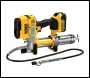 Dewalt DCGG571M1 18v Cordless XR Grease Gun with 1 Lithium Ion Battery 4ah