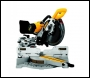 DeWalt DW717XPS Sliding Compound Mitre Saw 250mm (110/240 Volt)