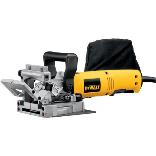 DeWalt DW682K Heavy Plate Biscuit Jointer (110/240 Volt ...