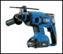 DRAPER D20 20V Brushless SDS+ Rotary Hammer Drill with 2 x 2Ah Batteries and Charger - Pack Qty 1 - Code: 00592
