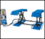 DRAPER Hydraulic Mid Rise Scissor Lift (3000Kg) - Pack Qty 1 - Code: 01807