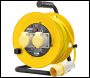 DRAPER 110V Twin Extension Cable Reel (25M) - Pack Qty 1 - Code: 02124