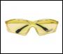 DRAPER Yellow Anti-Mist Glasses - Pack Qty 1 - Code: 02935