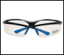 DRAPER Clear Anti-Mist Glasses - Pack Qty 1 - Code: 02936