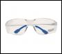 DRAPER Clear Anti-Mist Glasses - Pack Qty 1 - Code: 02937