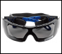 DRAPER Smoked Anti-Mist Glasses - Pack Qty 1 - Code: 02938
