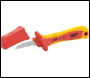 DRAPER Expert 200mm VDE Approved Fully Insulated Cable Knife - Pack Qty 1 - Code: 04615