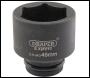 DRAPER Expert 49mm 3/4 inch  Square Drive Hi-Torq® 6 Point Impact Socket - Pack Qty 1 - Code: 05031