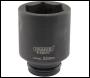 DRAPER Expert 52mm 3/4 inch  Square Drive Hi-Torq® 6 Point Deep Impact Socket - Pack Qty 1 - Code: 05083