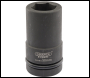 DRAPER Expert 30mm 1 inch  Square Drive Hi-Torq® 6 Point Deep Impact Socket - Pack Qty 1 - Code: 05145