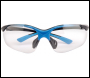 DRAPER Expert Safety Spectacles with UV Protection and Flexible Frame - Code: 11969