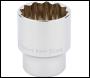 DRAPER Expert 26mm 1/2 inch  Square Drive Hi-Torq® 12 Point Socket (Sold Loose) - Pack Qty 1 - Code: 13252