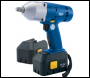 DRAPER 19.2V Cordless 1/2 inch  Sq. Dr. Impact Wrench with Two Ni-Mh Batteries - Pack Qty 1 - Code: 13507