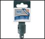 DRAPER 1/2 inch (F) x 3/8 inch (M) Impact Socket Converter - Pack Qty 1 - Code: 14099
