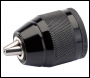 DRAPER 1/2 inch  x 20UNF Keyless Metal Chuck Sleeve for Mains and Cordless Drills (13mm Capacity) - Pack Qty 1 - Code: 14744